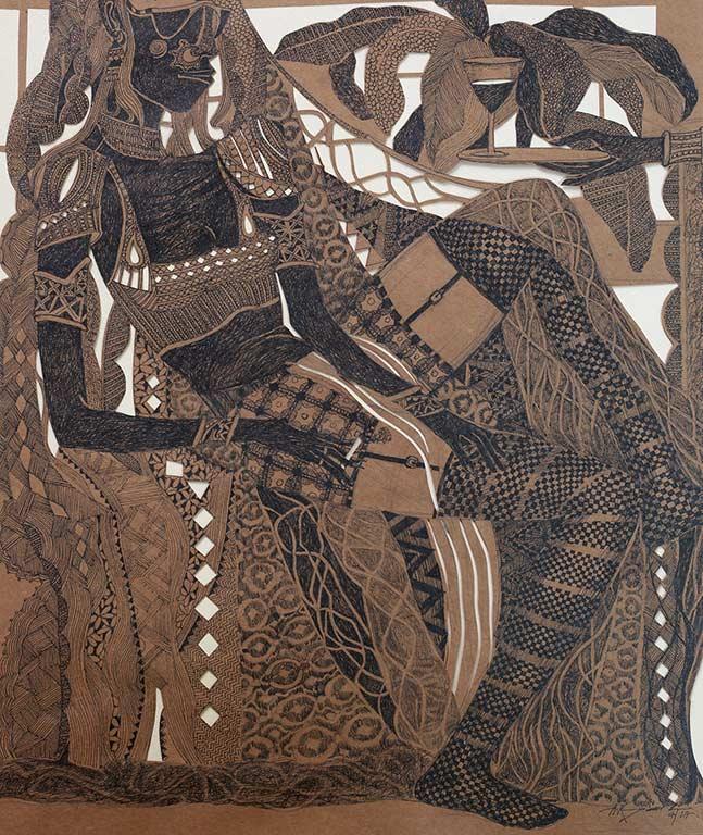 Rajeswara Rao David Hockney photographic memory