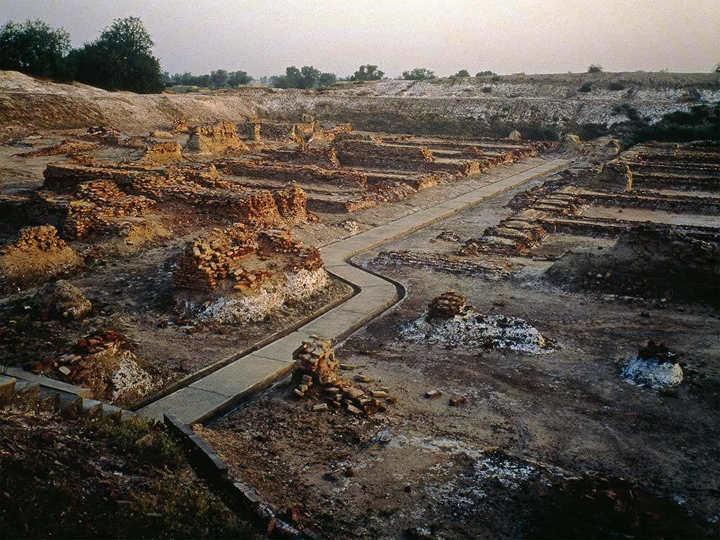 Harappa of the Indus Valley Civilisation