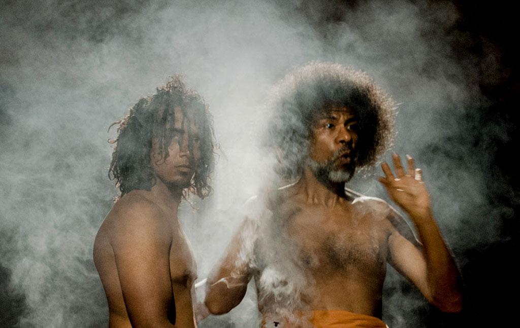dance-theatre performance 'Bhu|Earth' remember nature Earth Anu Majumdar