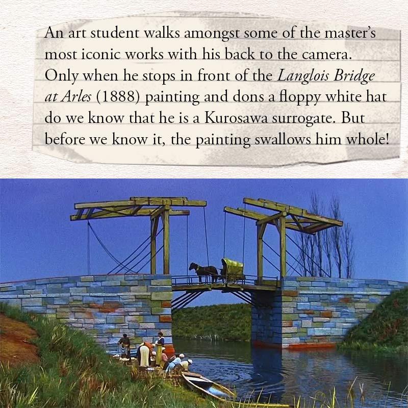 Akira Kurosawa's Dreams Vincent Van Gogh