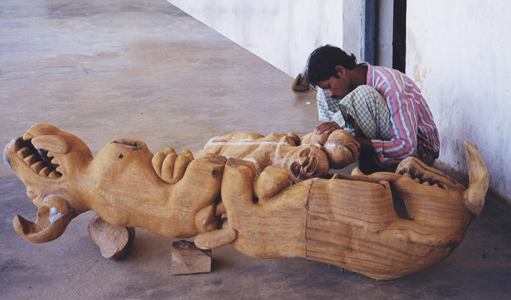 Rajkumar and Shantibai Chattisgarh Raipur Manoj Nair