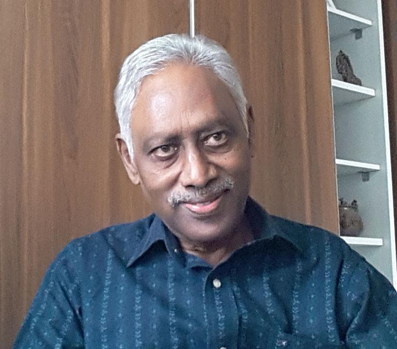 artist Subramanian Gopalsamy