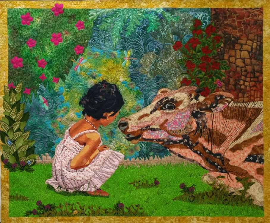 India International Quilt Festival, 2021