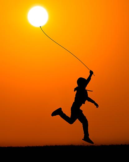 Sun-Balloon