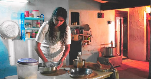 Still from the Film, The Great Indian Kitchen