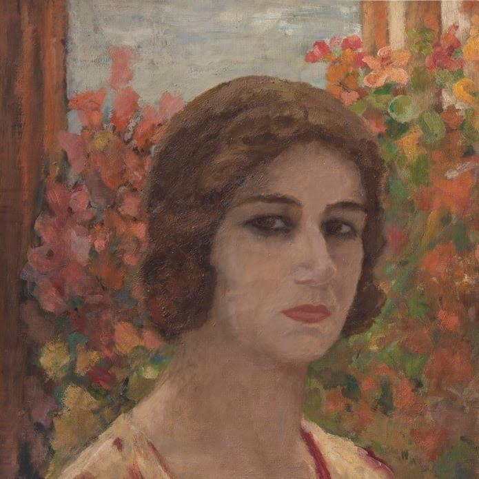 Portrait of Denyse Prouteaux