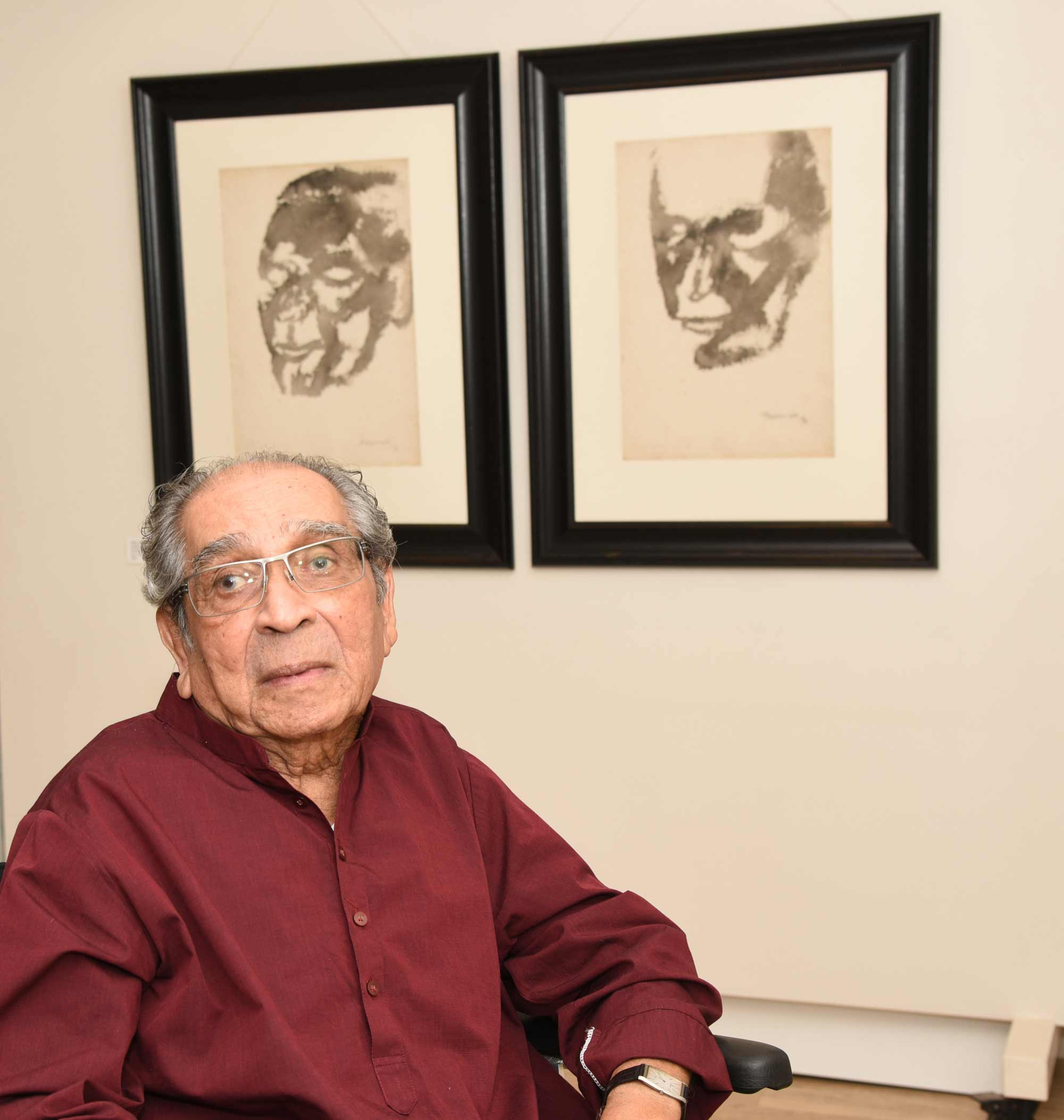 A Life Lived: Akbar Padamsee