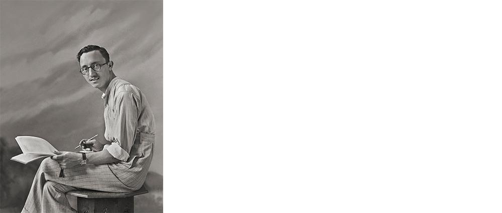 Portrait of R.C. Mehta