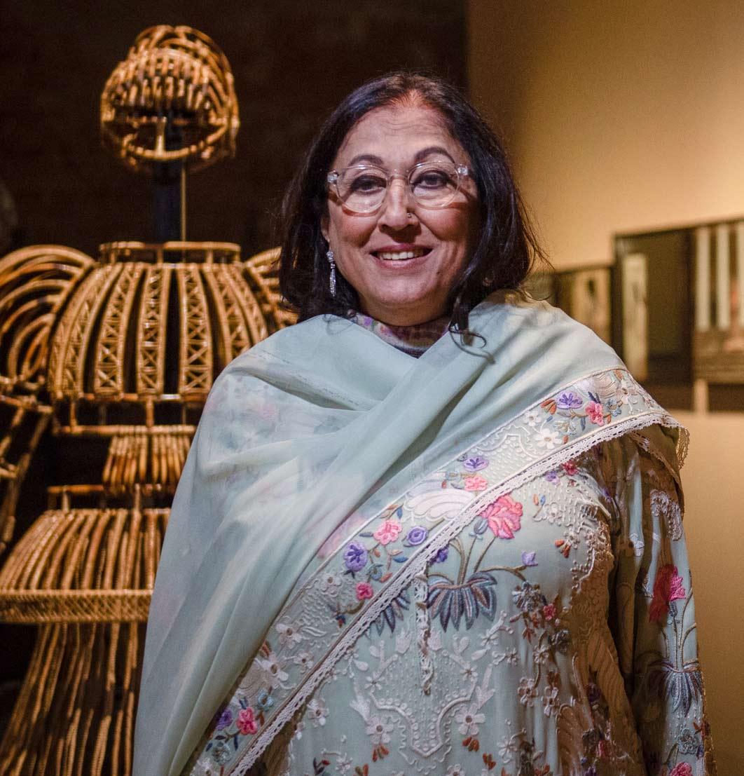 Opening Doors for Indian Art: Kiran Nadar