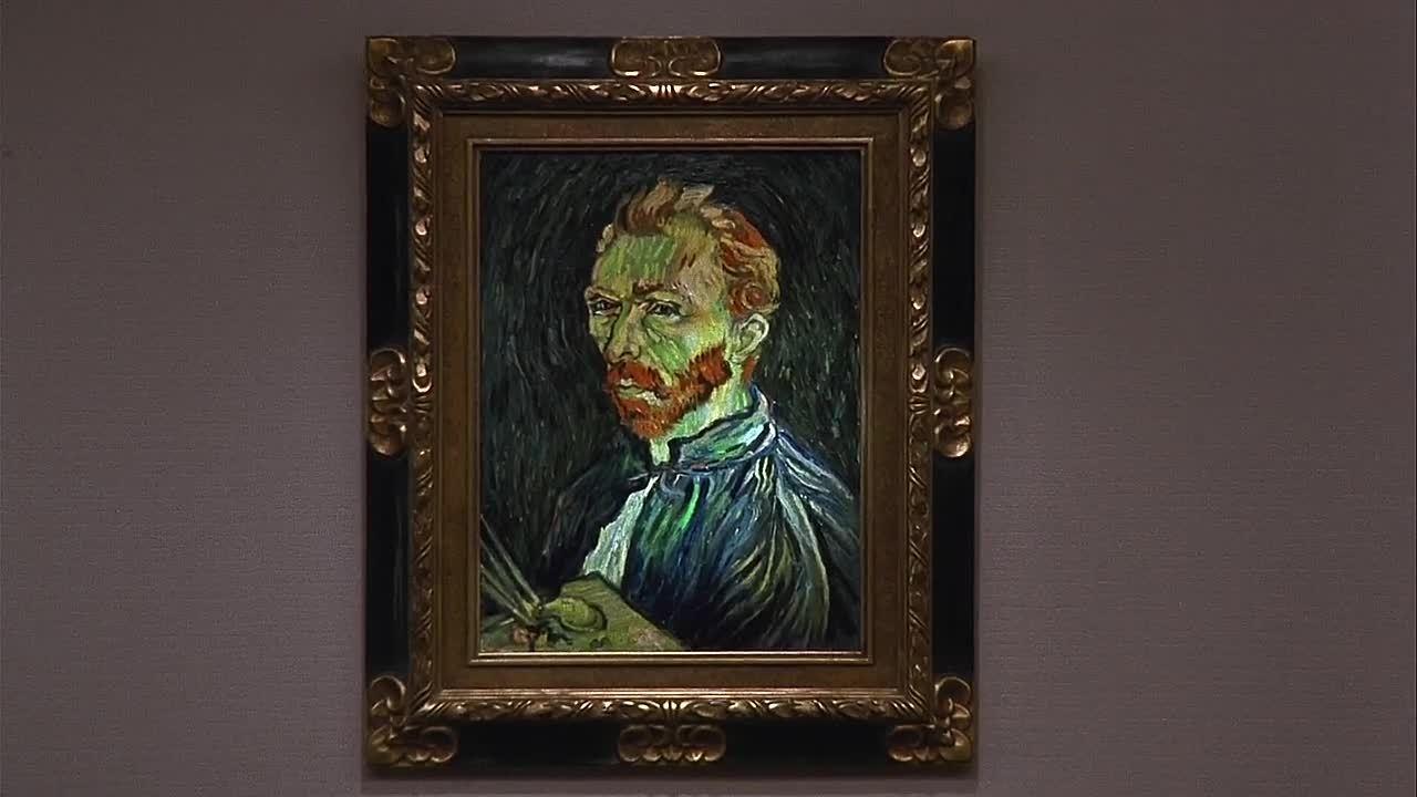 I Dream of Van Gogh