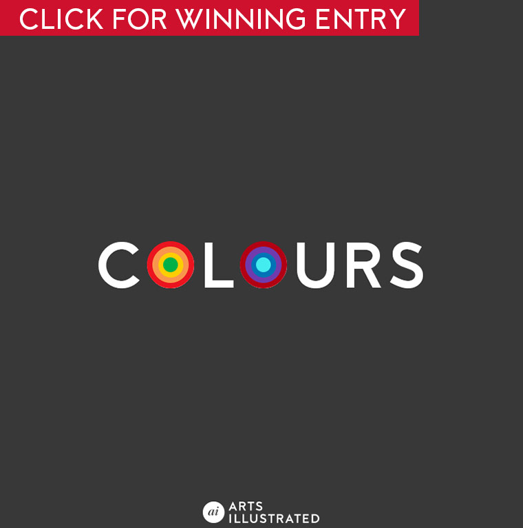 Winner of Arts Illustrated's weekly contest for Illustrators on the theme of 'Colours'.