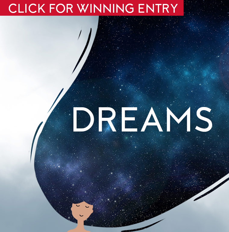 Winner of Arts Illustrated's weekly contest for Illustrators on the theme of 'Dreams'.