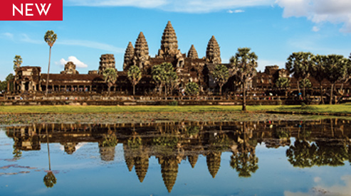 Beyond Borders Angkor Wat