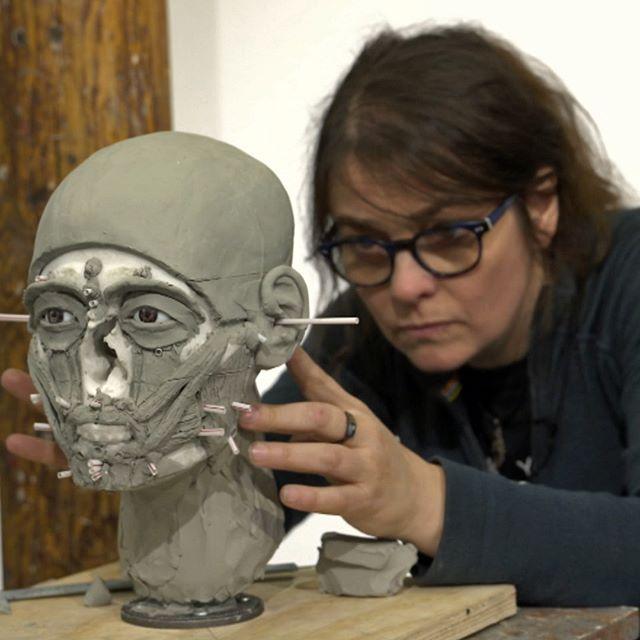 Sculpting Pasts