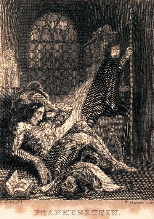 Frankenstein: A Beginning of a New Epoch in Fiction